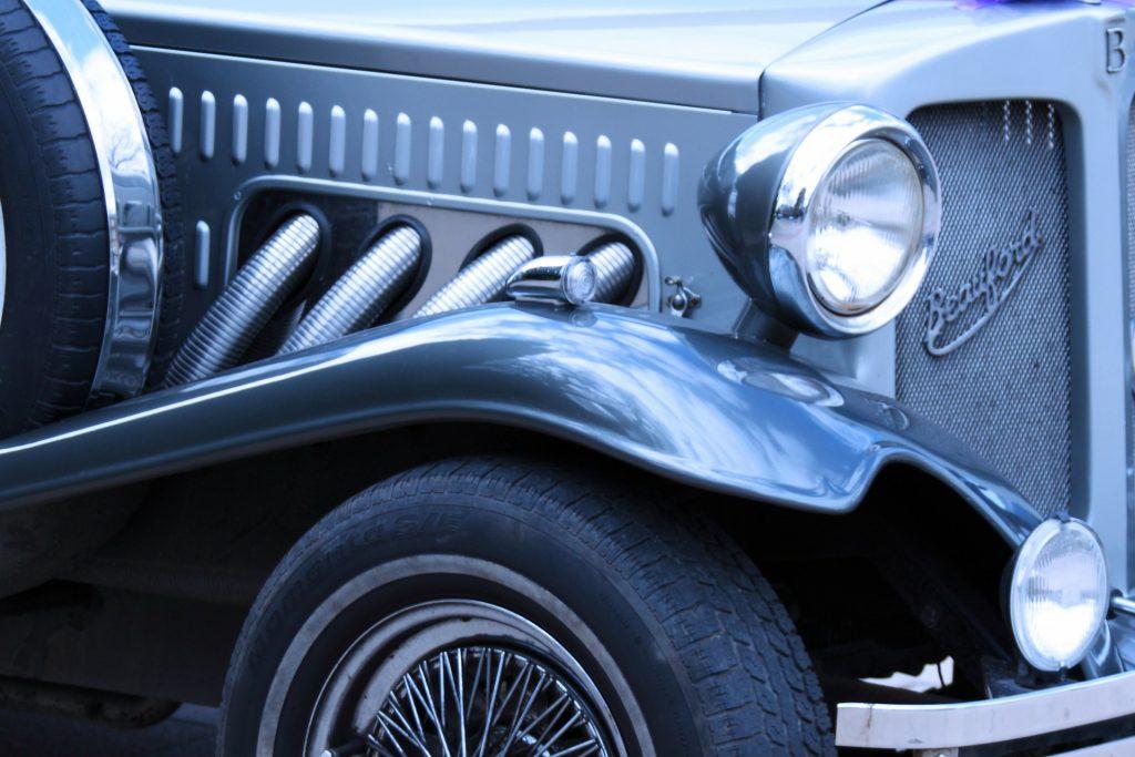 Vanha auto